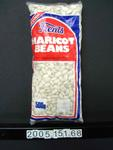 Food: Dried Haricot Beans