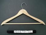 Clothes Hanger: Wood