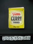 Box: Curry Powder