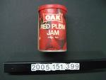 Plum Jam: Oak Red