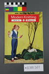 "magazine, knitting pattern: ""Modern Knitting. The monthly magazine for machine knitters"", Mar/Apr 1964 issue (New Zealand edition)"