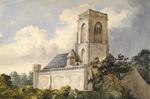 Painting: Wordspring Priory, Sep 1837
