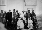 Photograph: Maori at Kaiapoi