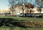 Photographic Negative: Armagh Street from Victoria Square, 1985