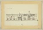 Mountfort Architectural Plan: Canterbury Museum