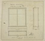 Mountfort Architectural Plan: Canterbury Museum, 1880
