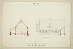 Mountfort Architectural Plan: Canterbury Provincial Council Buildings