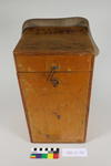 Tilly lamp wooden box ANARE equipment Law Base