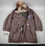 USN outer jacket with wolverine fur trim