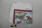 South Pacific wonderland towel