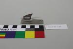 Foldable metal can opener
