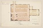 Mountfort Architectural Plan: Hemingford Church, Governor's Bay, 1852