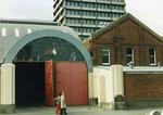 Colour Photograph: King Edward Barracks, Cashel Street, 1985
