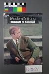 "magazine, knitting pattern:  ""Modern Knitting- The Monthly Magazine for machine knitters"", October/November 1964 (New Zealand edition)"