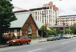 Colour Photograph: Lutheran Church, Worcester Street and Montreal Street, 1985