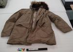 Extreme cold weather jacket