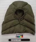 Hood for jacket and/or sleeping bag