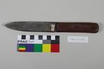 Knife: Shakelton