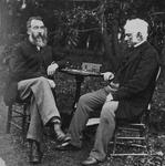 Photograph: Mr Tancred and Mr Sewell