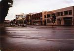 Colour Photograph: Corner of Oxford Terrace and Manchester Street, 1983