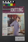 "magazine, knitting pattern:""Modern Knitting.  The monthly magazine for machine knitters"",  Nov/Dec 1959 (New Zealand edition)"