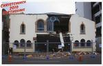 Postcard: Christchurch 2010 Earthquake: Repertory Theatre