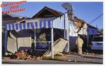 Postcard: Christchurch 2010 Earthquake Series: St Albans Seafood