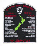 Commemorative Badge: In Memory, Christchurch Earthquake 2011