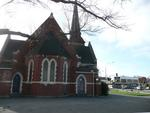 Digital Photograph: Exterior of Christchurch Chinese Methodist Church