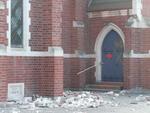 Digital Photograph: Exterior of Christchurch Chinese Methodist Church