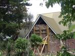 Digital Photograph:  Earthquake damage to  Church of the Most Holy Trinity, Winchester Street, Lyttelton