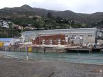 Digital Photograph: Demolition of the Dry Dock Pump House, Lyttelton