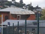 Digital Photograph: Earthquake Damage to Old Post Office Building on Norwich Quay, Lyttelton