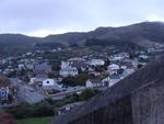 Digital Photograph: View looking northwest from the Gaol Steps, Lyttelton