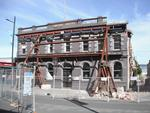 Digital Photograph: Earthquake damage to the Empire Hotel, London Street, Lyttelton