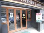 Digital Photograph:  Irish Pub, south side of London Street, Lyttelton