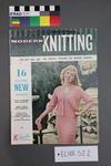 magazine, knitting pattern
