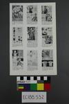 catalogue, knitting pattern