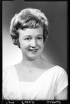 Film negative: Miss Clarke
