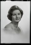 Film negative: Miss Cutten
