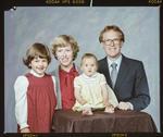 Negative: Acherson Family Portrait