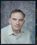 Negative: Richard Greenaway Portrait