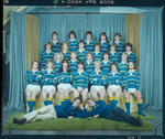 Negative: Lincoln College Women's Rugby Team 1984