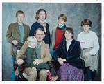 Negative: O'Borne Family Portrait