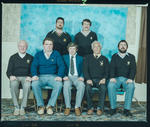 Negative: Chatham Islands Rugby Referees 1984
