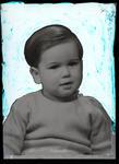 Film negative: Mr McAuliffe, small boy