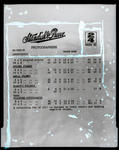 Film negative: Standish and Preece price list