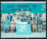 Negative: Chatham Islands School Centenary Group 1936-1945