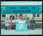 Negative: Chatham Islands School Centenary Group 1926-1935