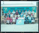 Negative: Chatham Islands School Centenary Group 1956-1965